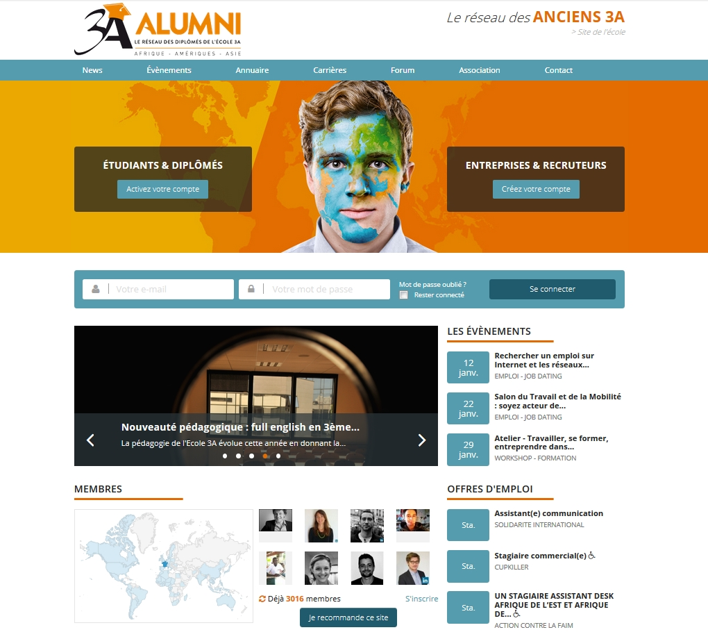 3A Alumni_screenshot