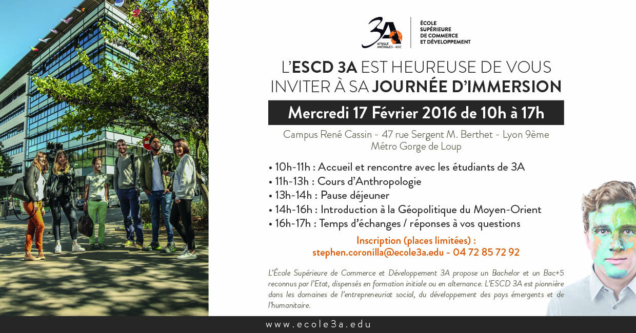 Invitation journee immersion 3A_17 02 2016